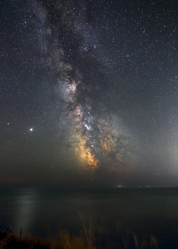 MILKY WAY LULWORTH AND JUPITER. JPEG HIGH RES | by Shaun Reynolds