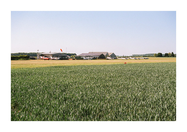 Country airstrip
