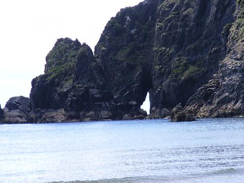 Sea Arch - Silver Strand