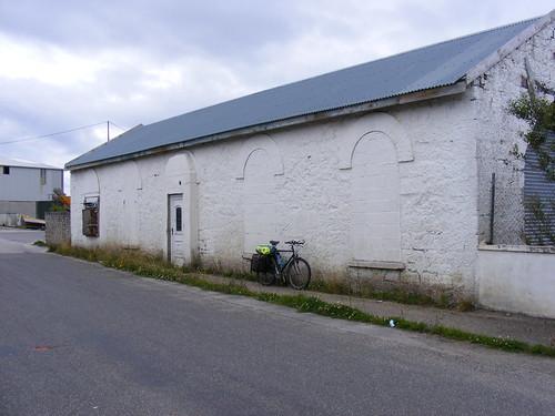 Burtonport Railway Station