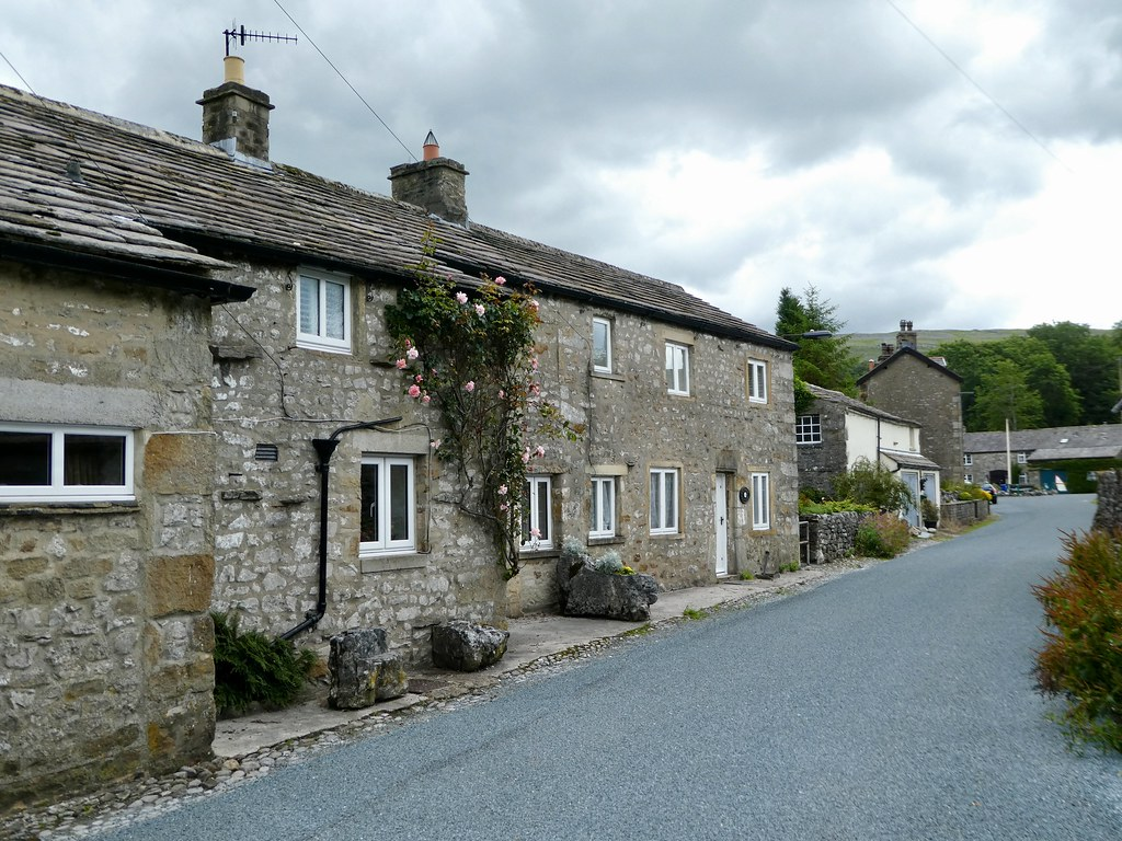 Kettlewell village centre