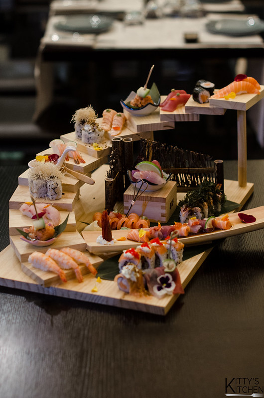 Huobi - sushi