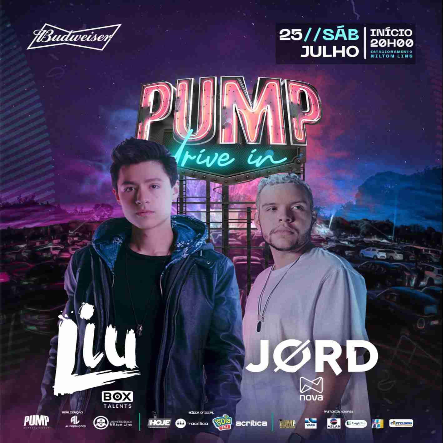 PUMP DRIVE IN DJS