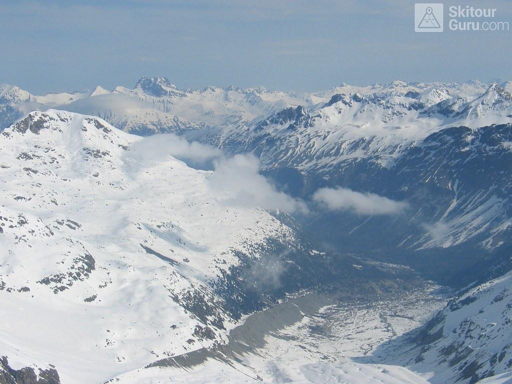 Piz Zupo - Piz Argient Bernina Schweiz foto 16