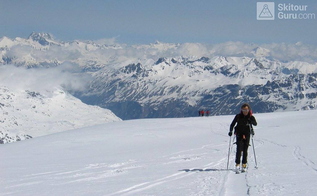 Piz Zupo - Piz Argient Bernina Schweiz foto 26
