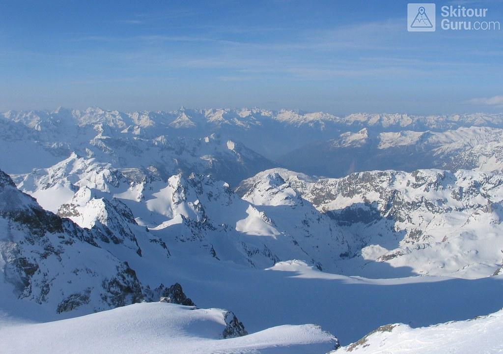 Piz Zupo - Piz Argient Bernina Schweiz foto 45