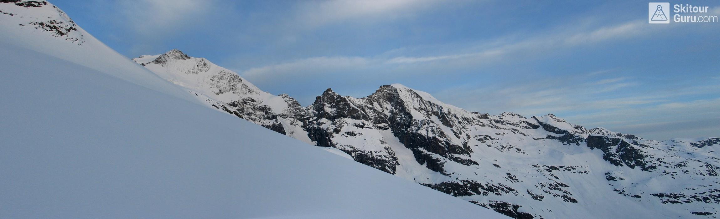 Piz Zupo - Piz Argient Bernina Schweiz panorama 11