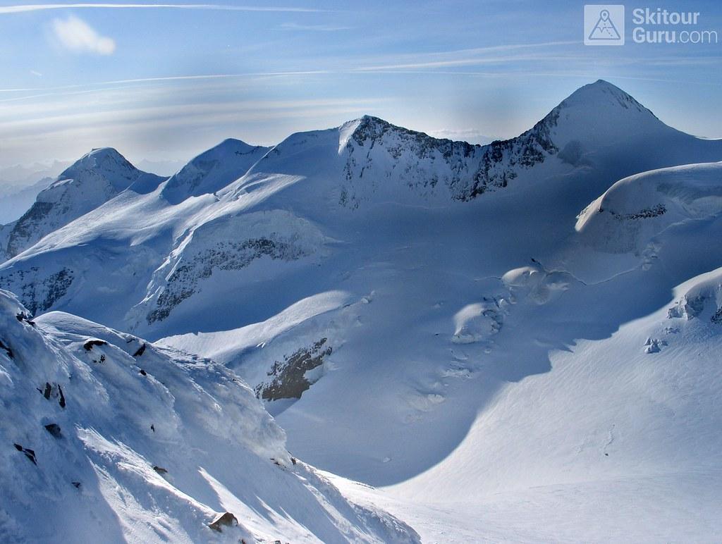 Piz Zupo - Piz Argient Bernina Schweiz foto 49