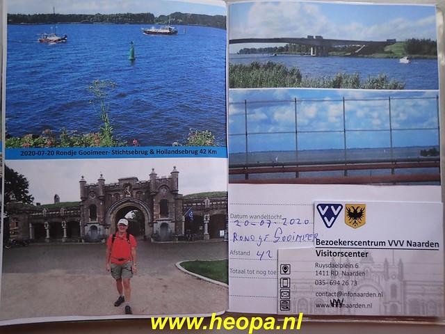 2020-07-20   Rondje Gooimeer 42 Km (133)