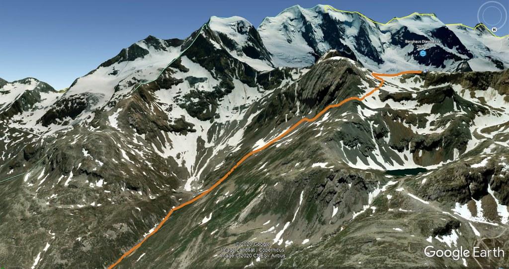 Val Arlas - freetour Bernina Schweiz foto 06
