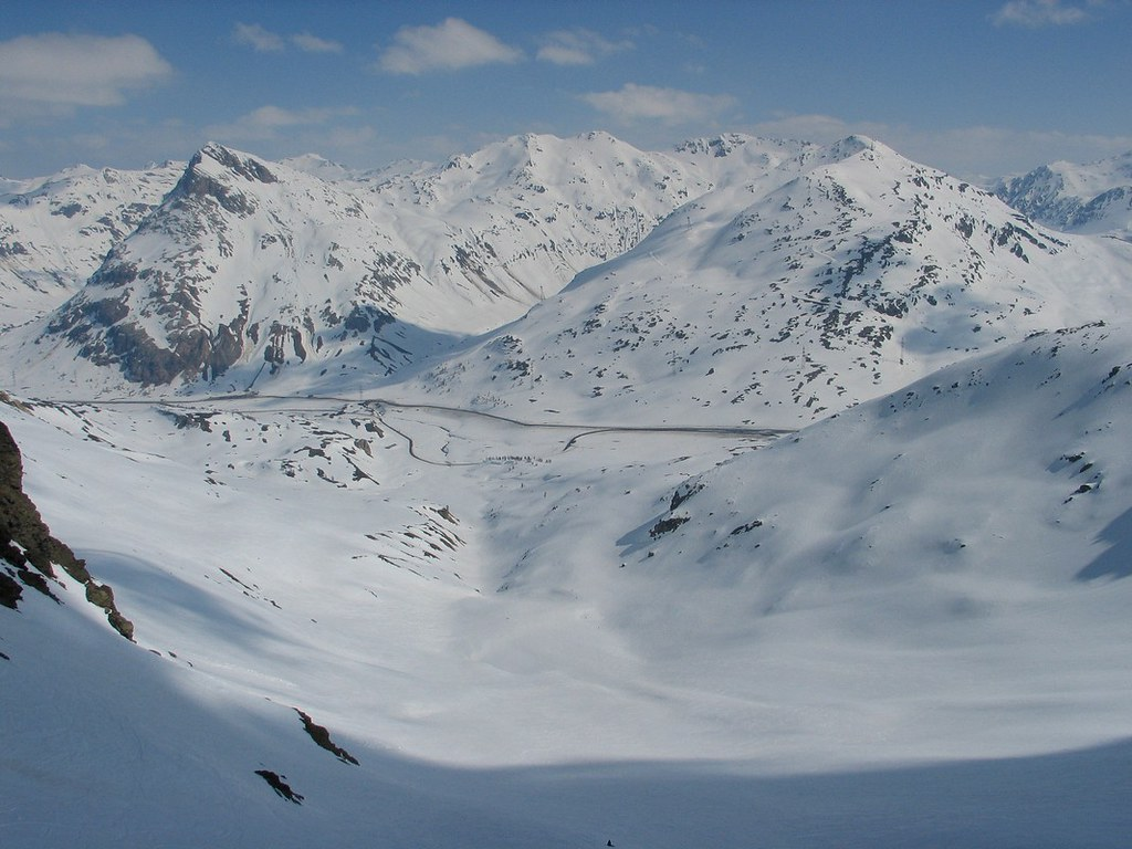 Val Arlas - freetour Bernina Schweiz foto 02