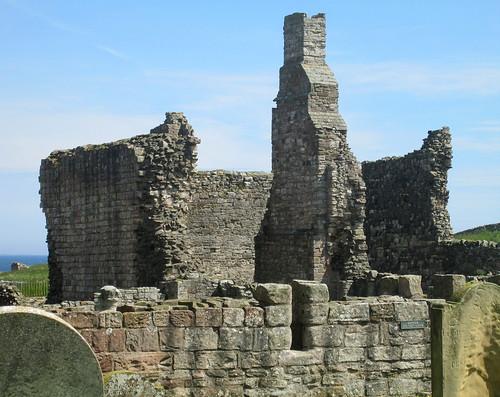 More of Lindisfarne Priory