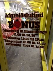 Reykjavik, October 2017