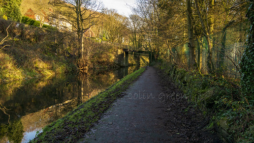 Lister Bridge, The Calder & Hebble Navigation