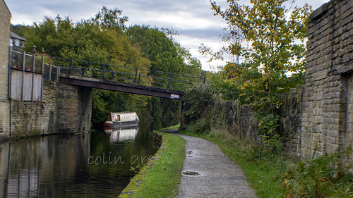 Edwards Road Bridge, Calder & Hebble Navigation