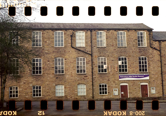 [Film] Helmshore Textile Museum