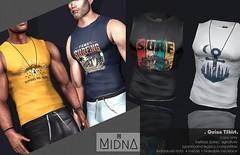 MIDNA - Quinn TShirt
