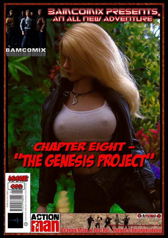 BAMComix - New Agent, New Problems - Chapter Eight. 50138273622_f747ef8740_c