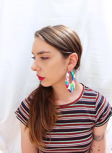 My Gangster Wraps Earrings