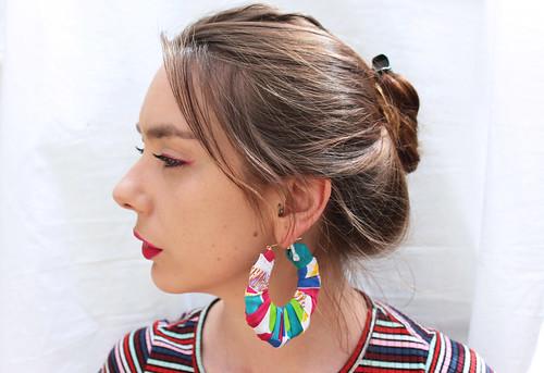 My Gangster Wraps Earrings 2