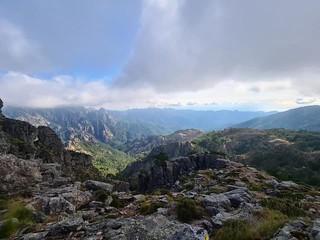 La haute vallée du Cavu