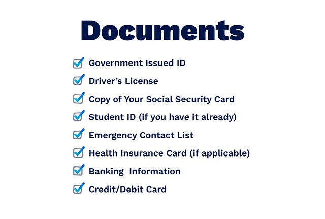 documents list