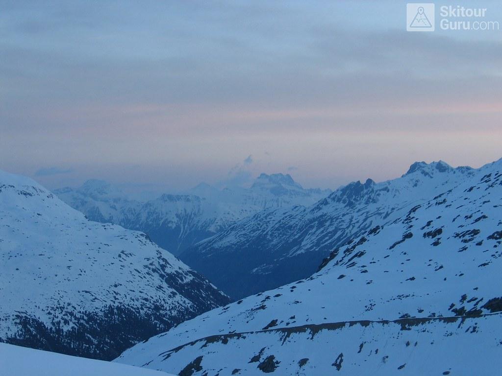 Piz Zupo - Piz Argient Bernina Schweiz foto 07