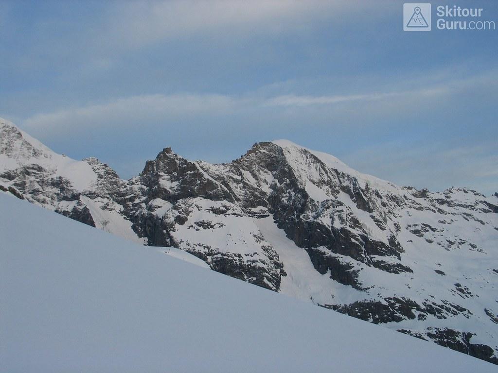 Piz Zupo - Piz Argient Bernina Schweiz foto 02