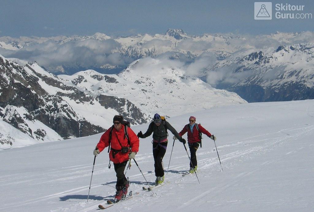 Piz Zupo - Piz Argient Bernina Schweiz foto 27