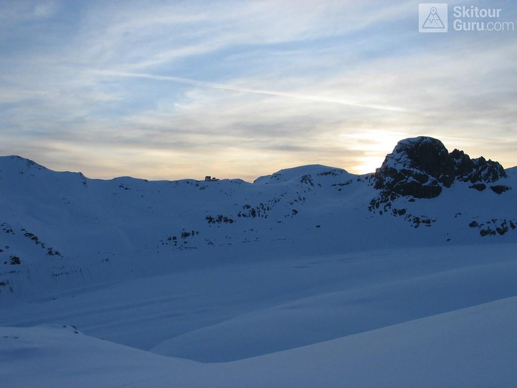 Piz Zupo - Piz Argient Bernina Schweiz foto 01