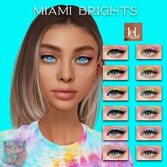 Voodoo - Miami Brights - LEL Evo