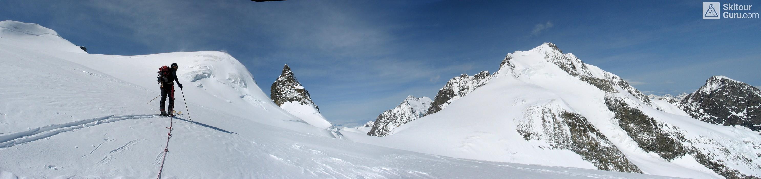 Piz Zupo - Piz Argient Bernina Schweiz panorama 23