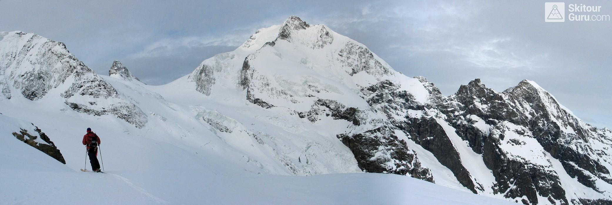 Piz Zupo - Piz Argient Bernina Schweiz panorama 30