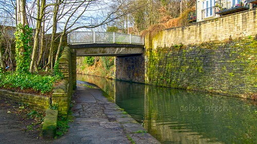 Walker Bridge, The Calder & Hebble Navigation