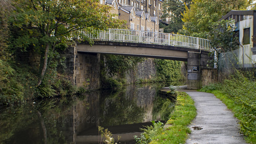 Walker Bridge, Calder & Hebble Navigation