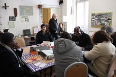 A Associação Solidariedade Imigrante(SOLIM) abriu portas para receber o GIIRC'3º. Trata-se duma visita de apresentação do Gabinete de Imagem Integrada e de Recursos Comunicacionais para o Terceiro Sector