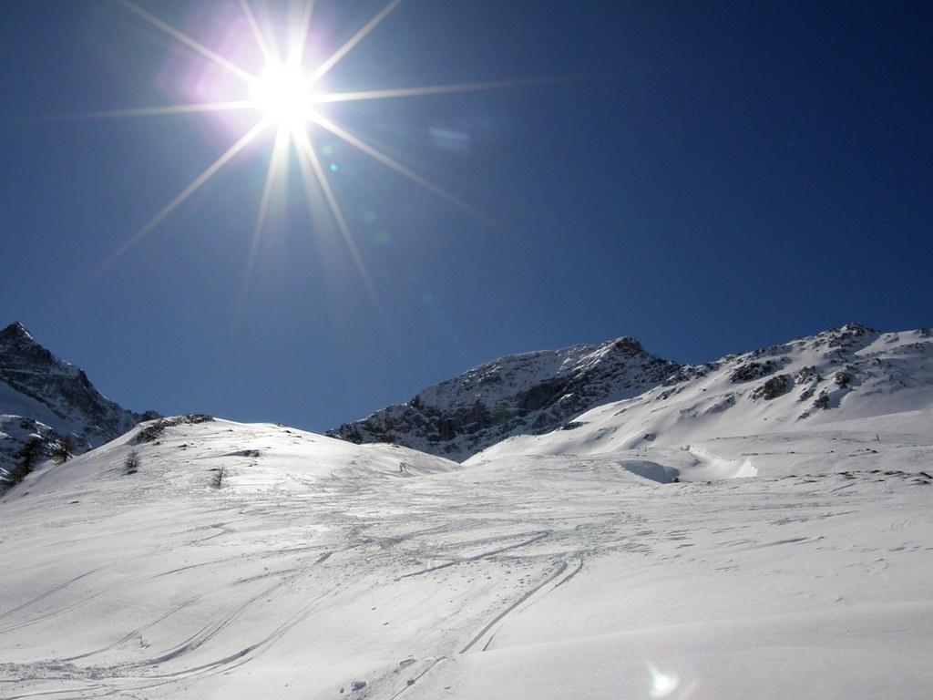 Val Arlas - freetour Bernina Schweiz foto 12