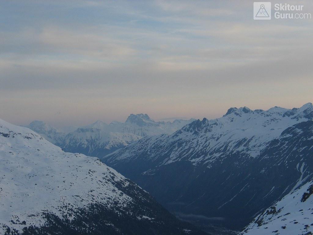 Piz Zupo - Piz Argient Bernina Schweiz foto 10