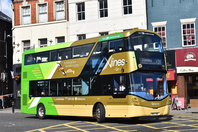 6331 NK67 GNZ Go North East