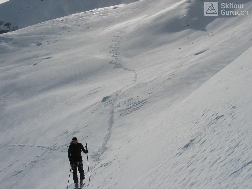 Piz Zupo - Piz Argient Bernina Schweiz foto 14