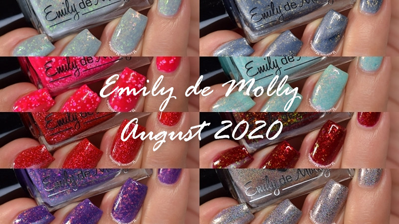 Emily De Molly August 2020 Release