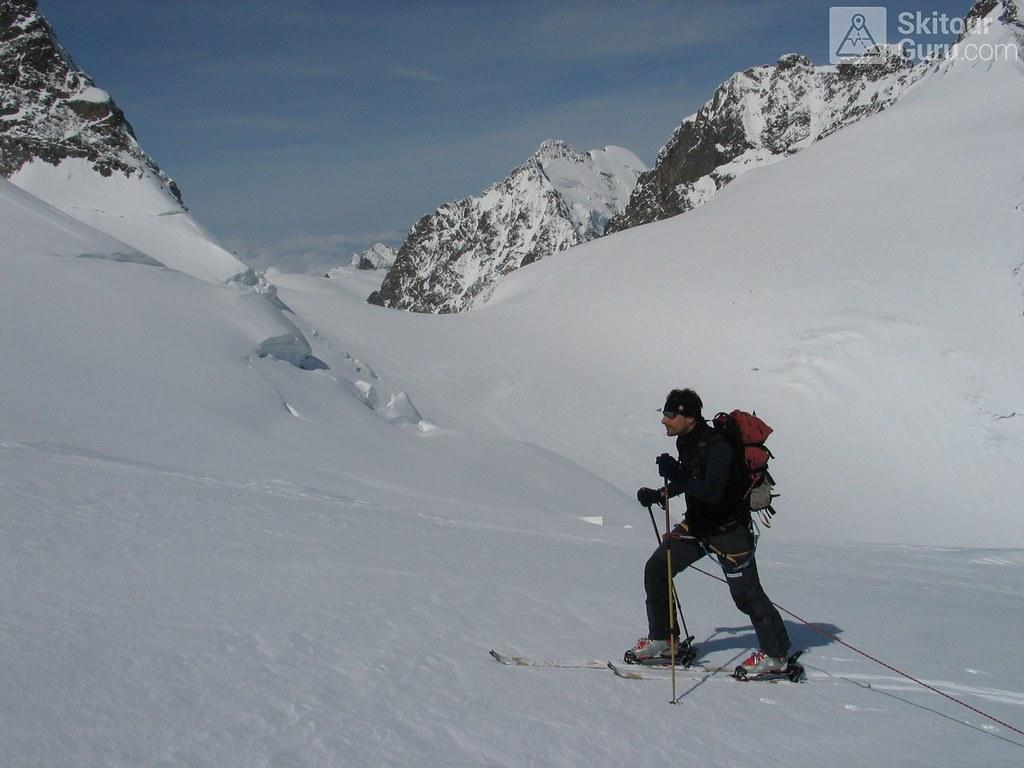 Piz Zupo - Piz Argient Bernina Schweiz foto 40