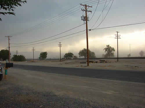 Fernley Dust Storm