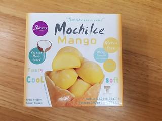Mango Mochi Ice