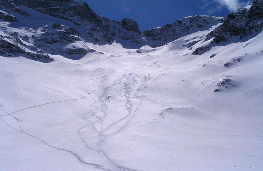 Val Arlas - freetour Bernina Schweiz foto 10