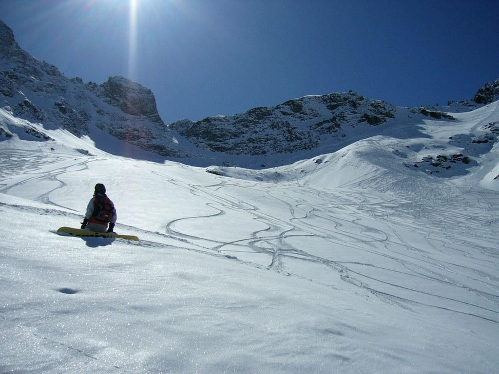 Val Arlas - freetour Bernina Schweiz foto 17