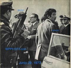 Estudio del vestuario del Presidente Allende el día del Tancazo (Parte 1/4)