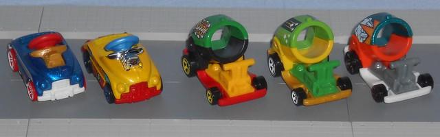 Hot Wheels - Ride-Ons Repaints