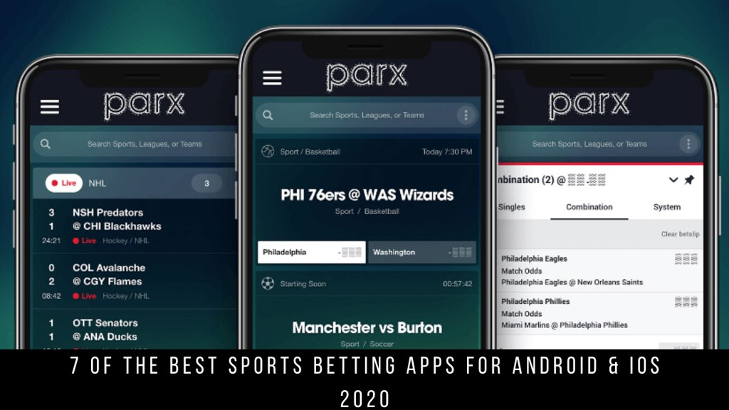 7 Of The Best Sports Betting Apps For Android & iOS 2020