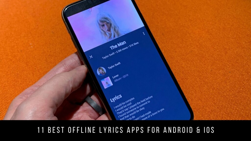 11 Best Offline Lyrics Apps For Android & iOS